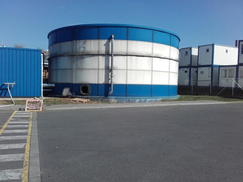 Vodní jímka, Klimacomfort service s.r.o