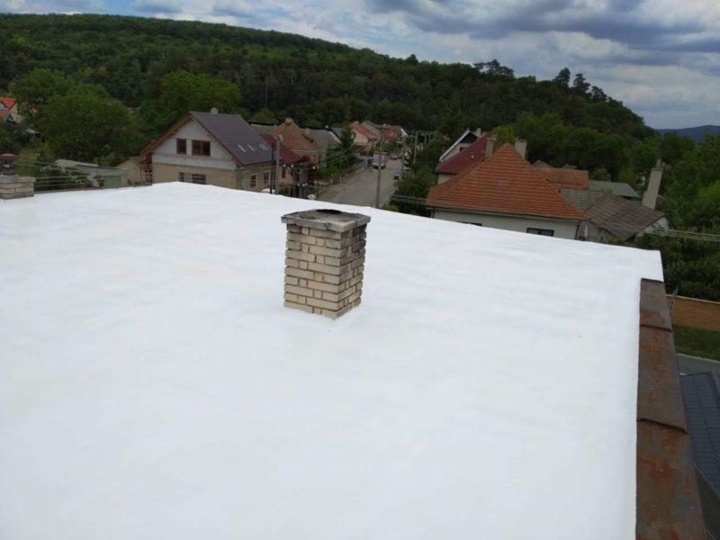 Kvalitní střecha na rodinném domě